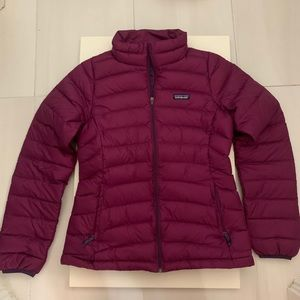 Kids Patagonia Puffer Coat